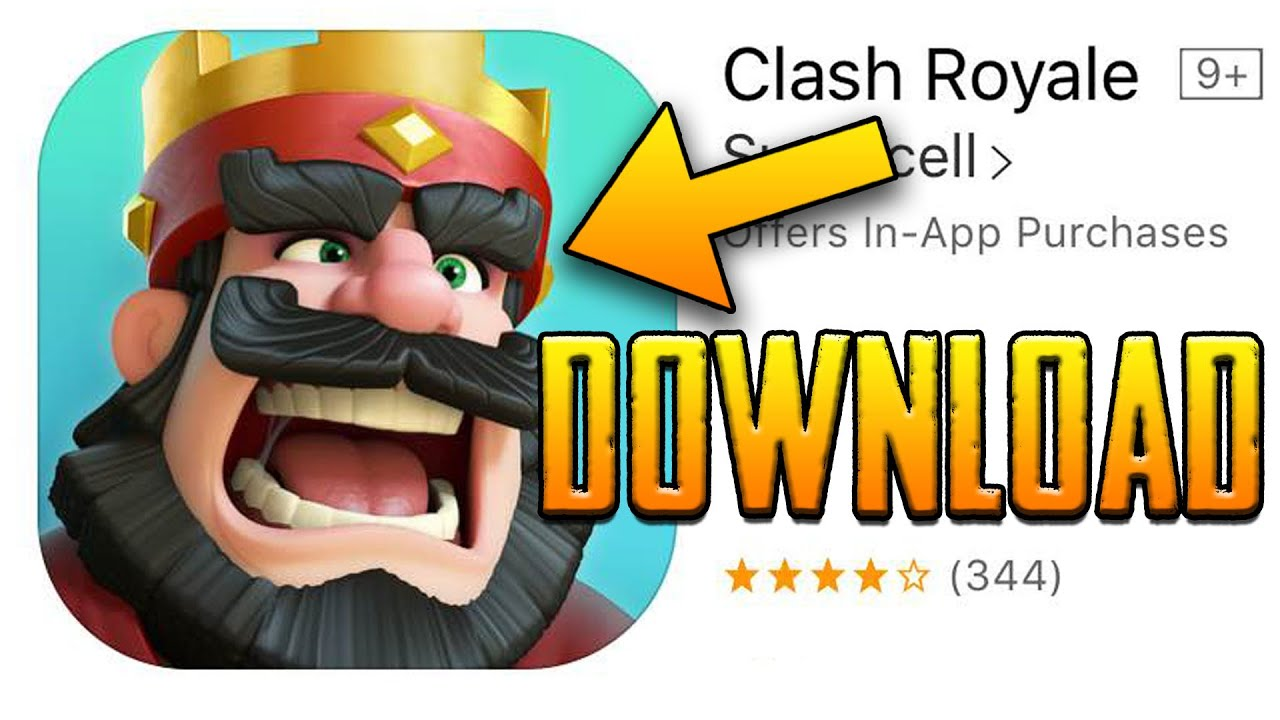 Clash Royale real time strategy card game from Supercell ...