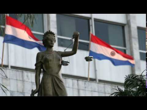 Paraguay lawyer supreme court