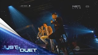 And it's all good! Yeshua & Rizky Febian sings Coldplay's Yellow! - Live Duet 05 - Just Duet
