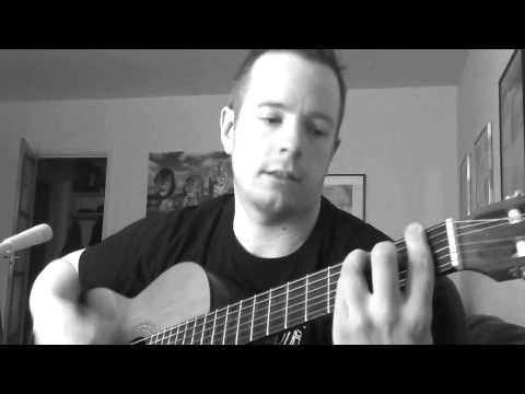 American Jesus - Bad Religion Acoustic Cover