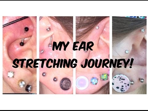 My Ear Stretching Journey