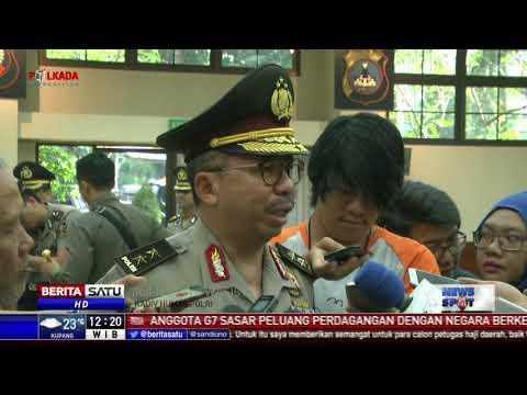 Polri-FBI Kerja Sama Ungkap Hacker Surabaya Black Hat