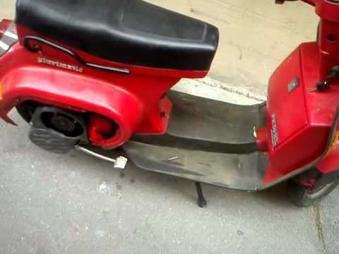 vespa pk 50 xl plurimatic 1987 smikos youtube. Black Bedroom Furniture Sets. Home Design Ideas