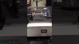 MAE 364 Lab 2 - Rotating mass static and dynamic balance