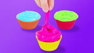 10 TOTALLY AWESOME DIY SLIME AND JELLY