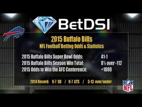 Buffalo Bills Odds   2015 NFL Picks and Team Preview
