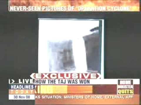 Live Operation Video of NSG Commando at Taj Hotel - Mumbai Terror Bombing Videos Travel Video