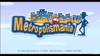 Metropolismania - PS2 [Scenario 1, Part 1]
