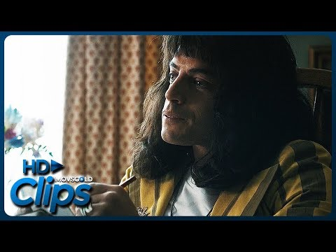 "Freddie Mercury compone ""Love Of My Life"" - Bohemian Rhapsody (Latino) 2018"