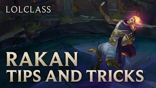 Rakan Tips and Tricks Guide | League of Legends