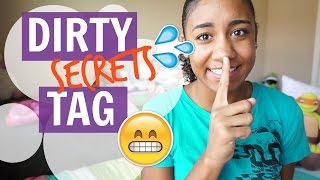 DIRTY SECRETS TAG