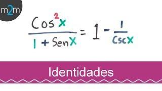 Identidades trigonométricas │ ejercicio 1