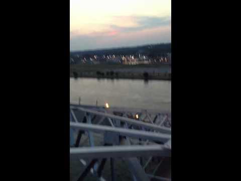 Climbing Da Bridge :)