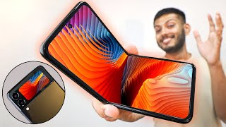 This is the Most Affordable Foldable Flagship Phone !