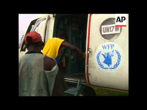 WFP's relief reaches victims of floods