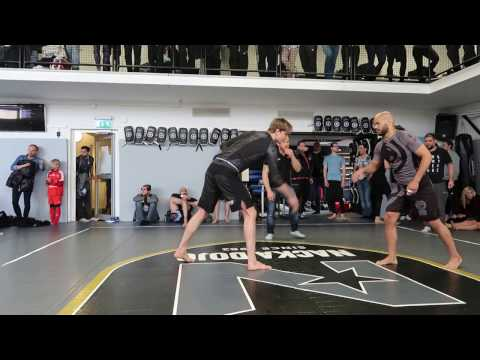Nordic Open Grappling 2017 - Match 3