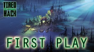 First Play - The Flame In The Flood (Switch)