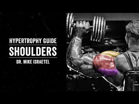Hypertrophy Guide | Front Delts | JTSstrength.com