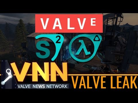 3 New, Unknown Pieces of Valve Software Leaked.