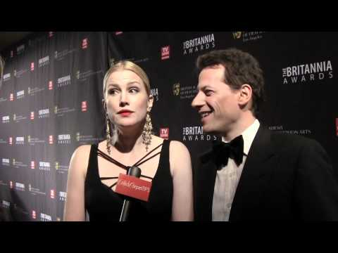 Ioan Gruffudd & Alice Evans' Red Carpet Tips