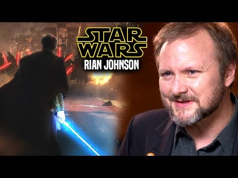 Rian Johnson Changing His NEW Trilogy (Star Wars News)