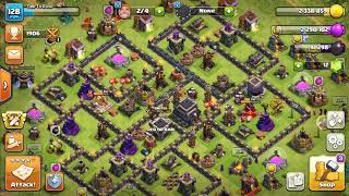 Witch Slap(Tutorial) Clash Of Clans