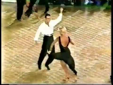 World Pro Latin 1994 Japan - Camera Captures Moment