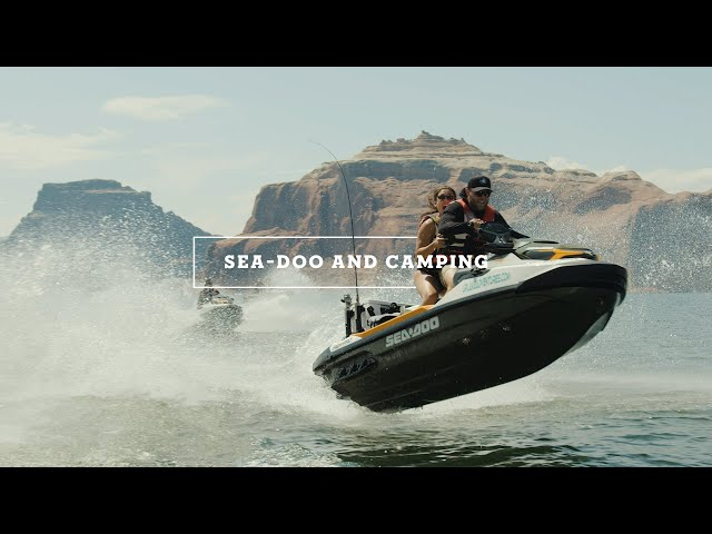 Sea Doo & Camping Getaway at Lake Powell with Uplake Adventures