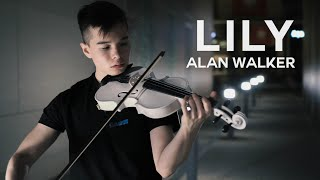 Alan Walker K 391 Emelie Hollow Lily Cover Violin