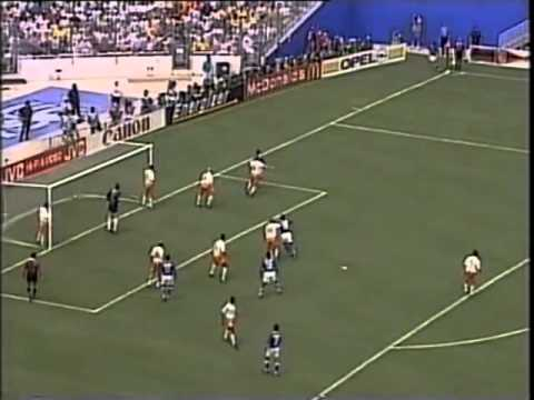 Netherlands vs Brazil   Quarter finals 1994 FIFA World Cup