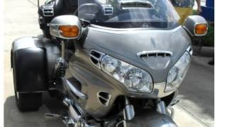 2003 Honda Gold Wing MOTOR TRIKE (SOLID AXEL) for sale in Onalaska, TX