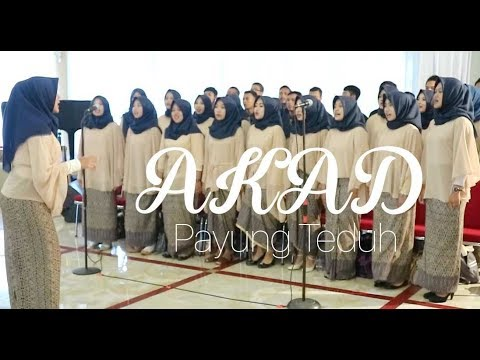 AKAD PAYUNG TEDUH (COVER) BY PADUAN SUARA AKPER CIANJUR