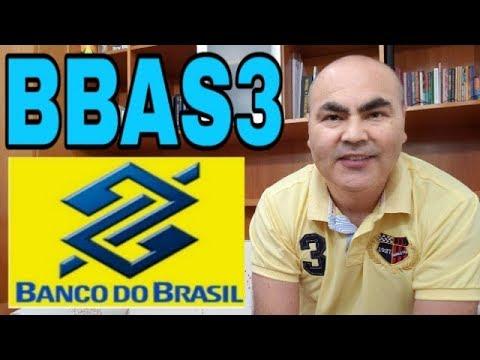 Ações Do Banco Do Brasil (BBAS3) - Breves Comentários I #BBAS3 #bancodobrasil #ações