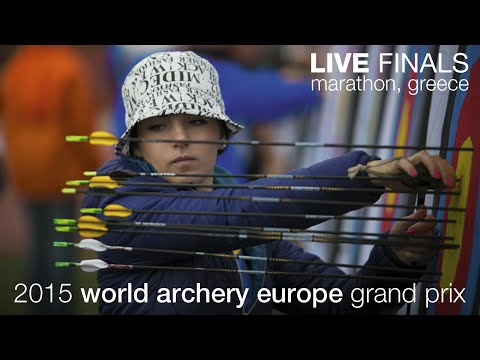 Marathon 2015 |World Archery Europe Grand Prix