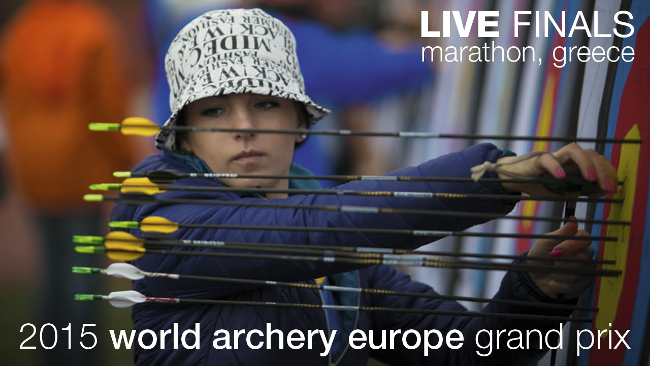 Marathon 2015   World Archery Europe Grand Prix - YouTube