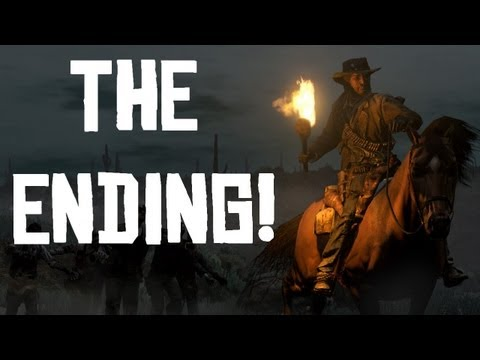 Red Dead Redemption: Undead Nightmare - THE ENDING! + Background Story