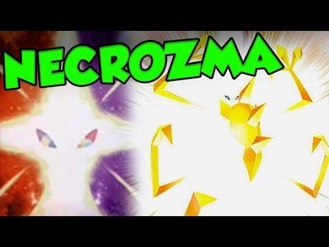 NEW NECROZMA FORM REVEALED! Pokemon Ultra Sun and Moon News