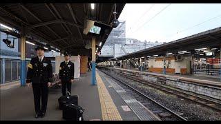일본 열차여행 풍경 특급 니치린 고쿠라~벳푸 Japan Train Sceneries Limited Express Nichirin Oita~Beppu 日本列車旅行 特急 にちりん
