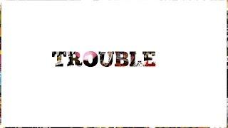 Iggy Azalea - Trouble ft. Jennifer Hudson (Lyric Video)