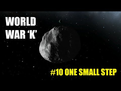 World War K #10 One Small Step - Kerbal Space Program with Mods!