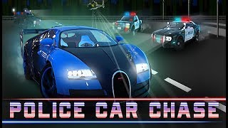 Police car chase Gameplay