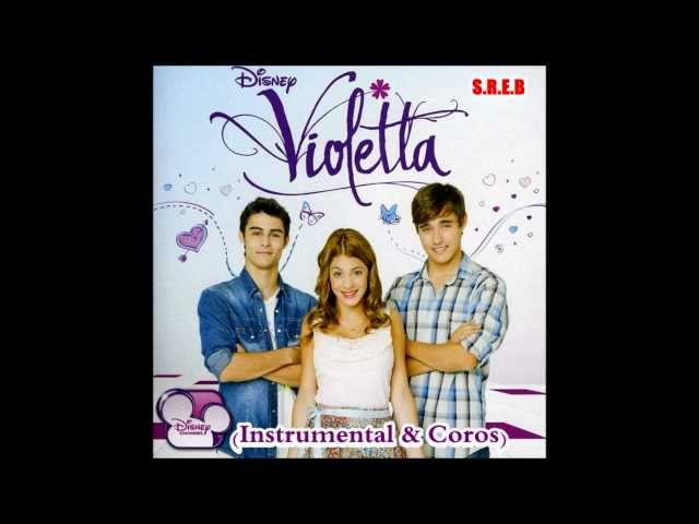 Violetta - Are You Ready For The Ride? (Instrumental & Coros) [Canción Protegida] Videos De Viajes