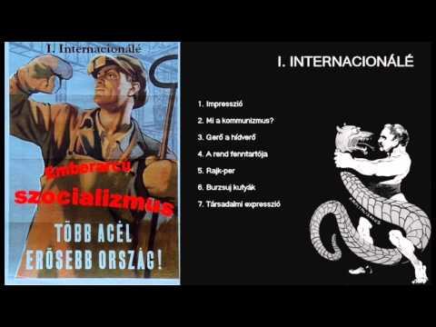 I. Internacionálé - Rajk-per