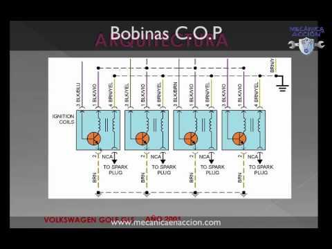 Como Probar Bobinas De Encendido Individuales De 3 Cables Multimetro Y Osciloscopio