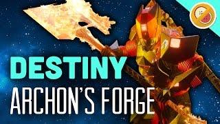 Destiny Archon's Forge - The Dream Team (Rise of Iron)