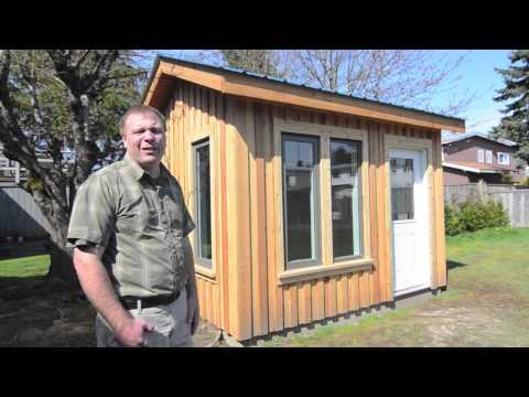 Backyard Office & Studio Shed