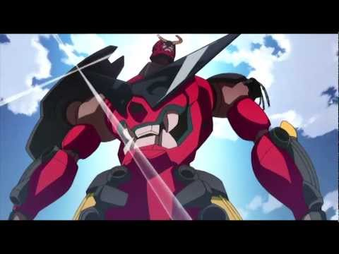 The Beginning of The Heroes.Gainax.Skrillex AMV. V1