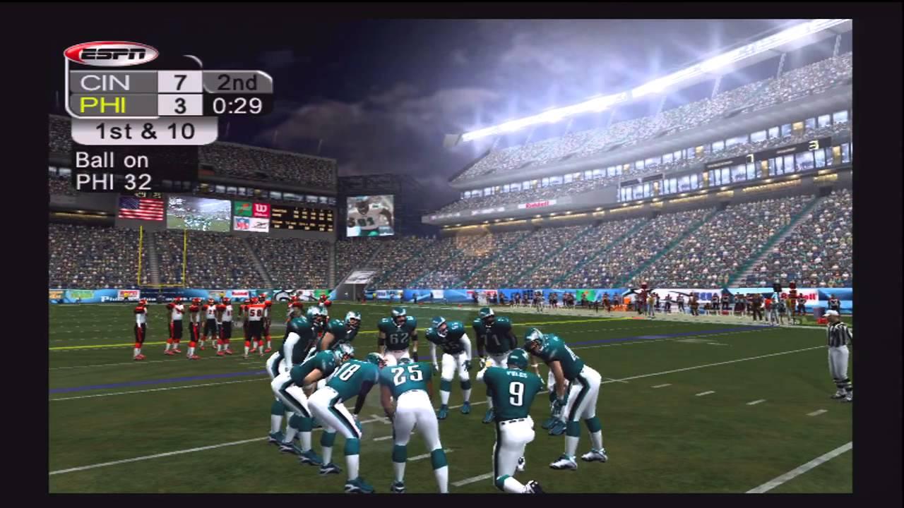 ESPN NFL 2K5 Tribute Series Bengals vs Eagles 2k15 Roster  YouTube