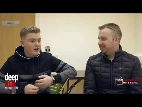Aaron Hill on SMTV with Jerry Coughlan