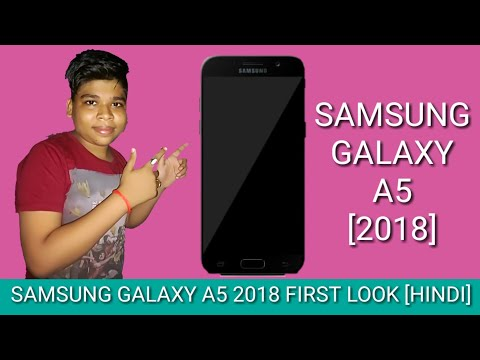 Unboxing Samsung Galaxy A5 2017 Indonesia.